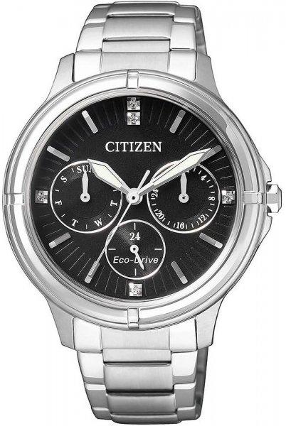 FD2030-51E - zegarek damski - duże 3