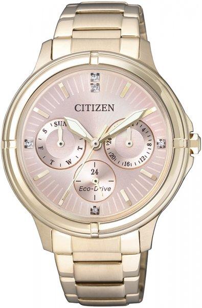 FD2033-52W - zegarek damski - duże 3
