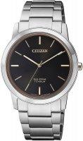 Zegarek damski Citizen titanium FE7024-84E - duże 1