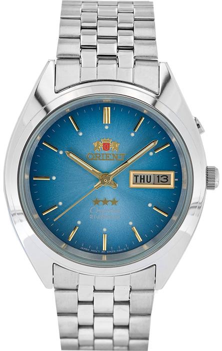 Zegarek męski Orient contemporary FEM0401TL9 - duże 1