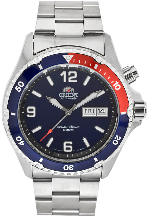 Zegarek męski Orient sports FEM65006DV - duże 1