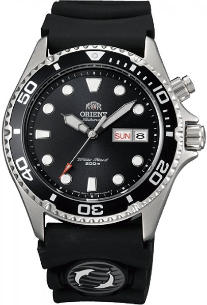 Zegarek Orient FEM6500BB9 - duże 1