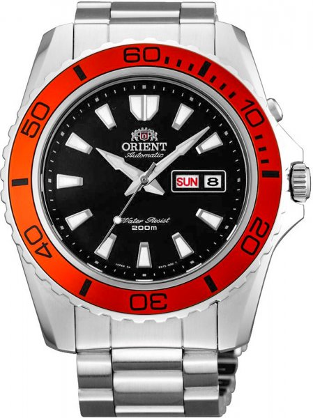 Zegarek Orient FEM75004B9 - duże 1