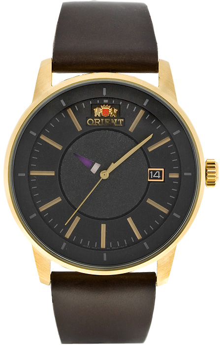 Zegarek męski Orient contemporary FER02007B0 - duże 1