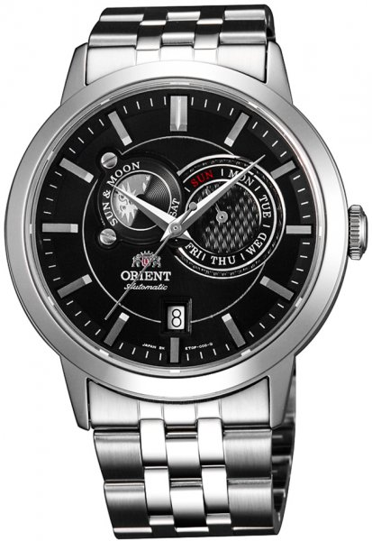Orient FET0P002B0 Contemporary Sun and Moon