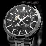 Zegarek męski Orient classic automatic FET0P002B0 - duże 6