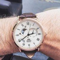 Zegarek męski Orient classic FET0T001W0 - duże 3