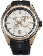 Zegarek męski Orient sports FET0V002W0 - duże 1