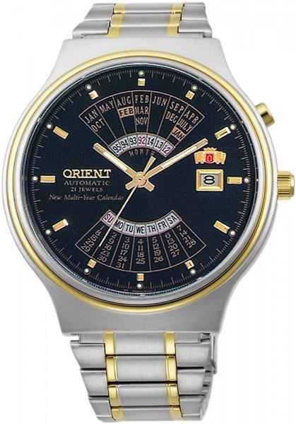 Zegarek Orient FEU00000BW - duże 1
