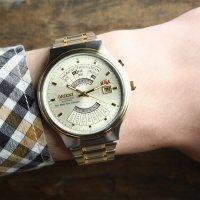 Zegarek męski Orient contemporary FEU00000CW - duże 2