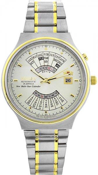 Zegarek męski Orient contemporary FEU00000CW - duże 1