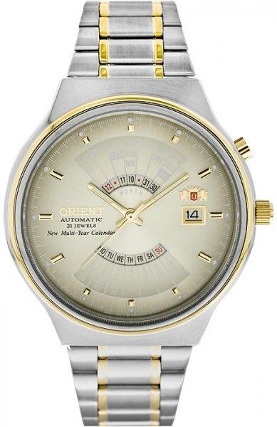 Zegarek męski Orient contemporary FEU00000UW - duże 1