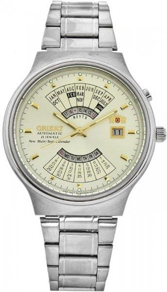Zegarek Orient FEU00002CW - duże 1