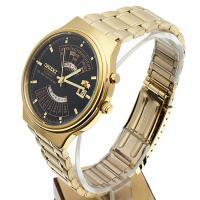 Zegarek męski Orient contemporary FEU00008BW - duże 3