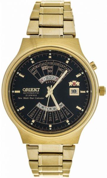 Zegarek męski Orient contemporary FEU00008BW - duże 1
