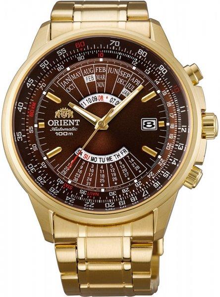 Zegarek Orient FEU07003TX - duże 1