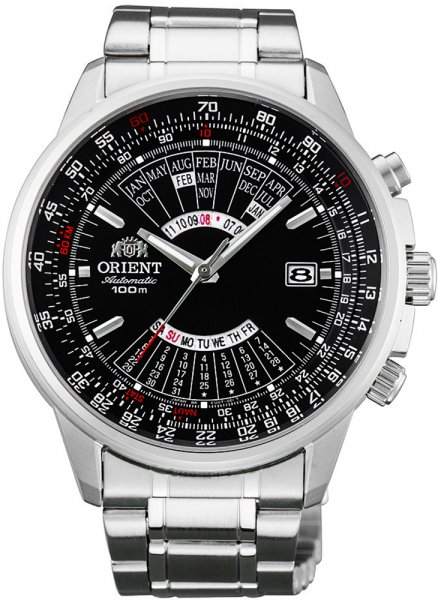 Zegarek Orient FEU07005BX - duże 1