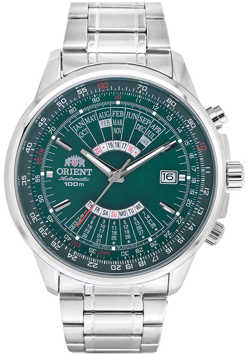 Zegarek męski Orient sports FEU7007FX - duże 1