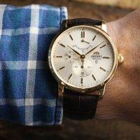 Zegarek męski Orient classic automatic FEZ09002S0 - duże 2