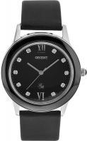 Zegarek damski Orient classic FQC0Q005B0 - duże 1