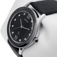 Zegarek damski Orient classic FQC0Q005B0 - duże 2