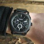 Zegarek męski Fossil machine FS4552 - duże 4