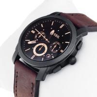 Zegarek męski Fossil machine FS4656 - duże 2