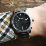 Zegarek męski Fossil machine FS4774 - duże 5