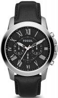 Zegarek męski Fossil grant FS4812IE - duże 1