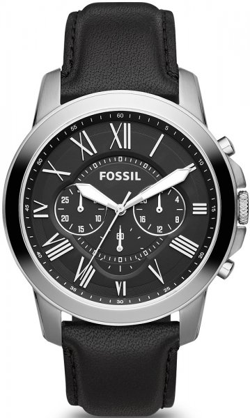Zegarek Fossil FS4812 - duże 1