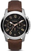 Zegarek męski Fossil grant FS4813IE - duże 1