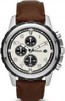 Zegarek męski Fossil dean FS4829 - duże 1