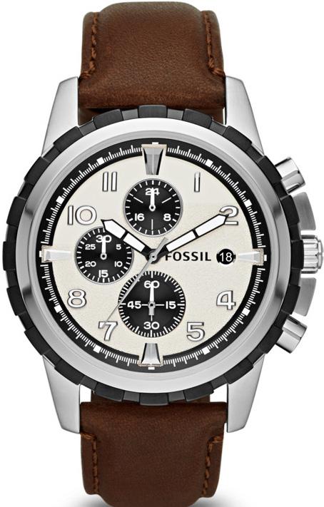Zegarek Fossil FS4829 - duże 1