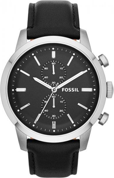 Zegarek męski Fossil townsman FS4866 - duże 1
