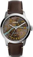 zegarek Fossil Travel Series Frankfurt Edycja Specjalna Fossil FS5122