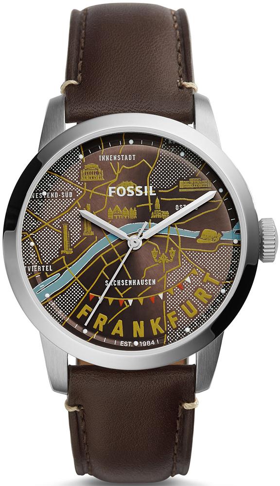 Zegarek Fossil FS5122 - duże 1