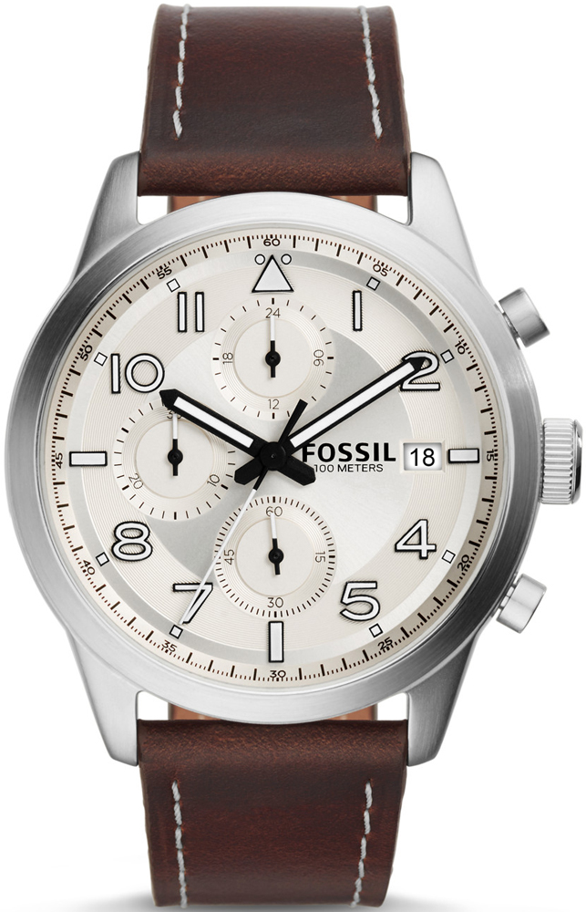 Fossil FS5138 Mens Dress DAILY