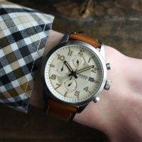 zegarek Fossil FS5140 DAILY męski z chronograf Trend