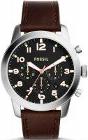 Zegarek męski Fossil pilot 54 FS5143 - duże 1