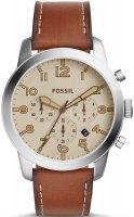 Zegarek męski Fossil pilot 54 FS5144 - duże 1