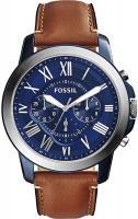 Zegarek męski Fossil grant FS5151 - duże 1
