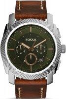 Zegarek męski Fossil machine FS5161 - duże 1