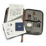 Zegarek męski Fossil pilot 54 FS5182SET - duże 5