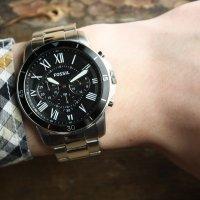 Zegarek męski Fossil grant FS5236 - duże 3