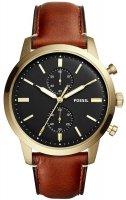Zegarek męski Fossil townsman FS5338 - duże 1