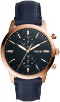 Zegarek męski Fossil townsman FS5436 - duże 1