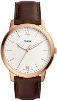 Zegarek męski Fossil the minimalist FS5463 - duże 1