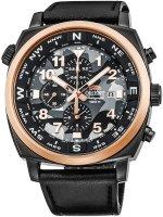 Zegarek męski Orient chronograph FTT17003B0 - duże 1