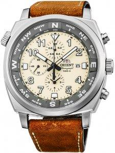 Zegarek męski Orient Chronograph FTT17005Y0 - zdjęcie 1