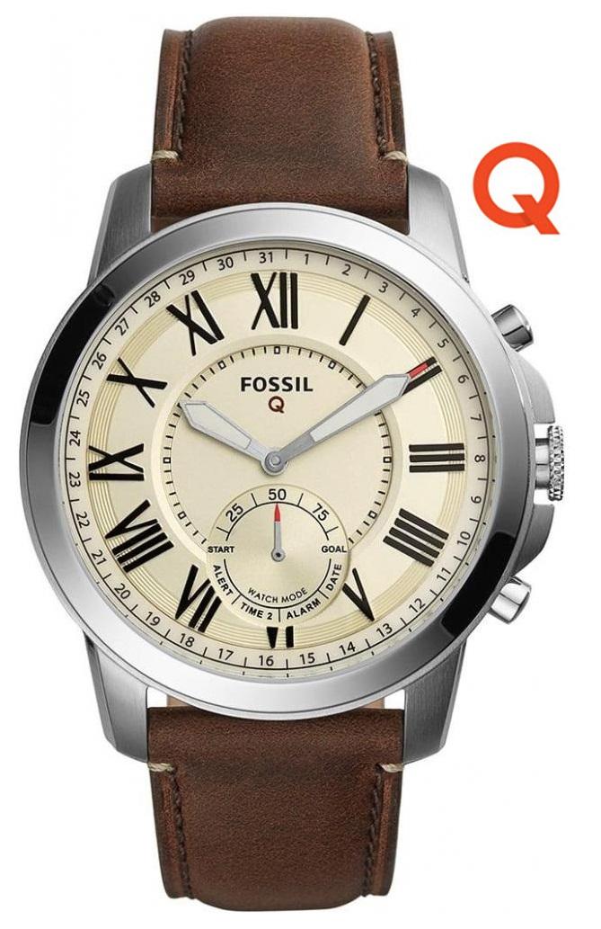 Zegarek Fossil Smartwatch smartwatches Q GRANT - męski  - duże 3